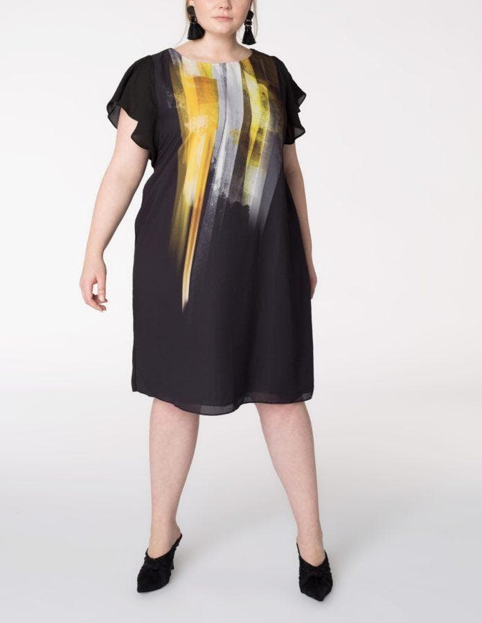 robe noire grande grande taille pour l 39 t 10 mod les pour vous d cider. Black Bedroom Furniture Sets. Home Design Ideas