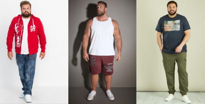 cherche vetement homme grande taille