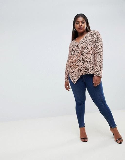 fec998289a31 2 - La blouse imprimée léopard