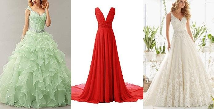 robe de mari e grande taille amazon propose des mod les. Black Bedroom Furniture Sets. Home Design Ideas