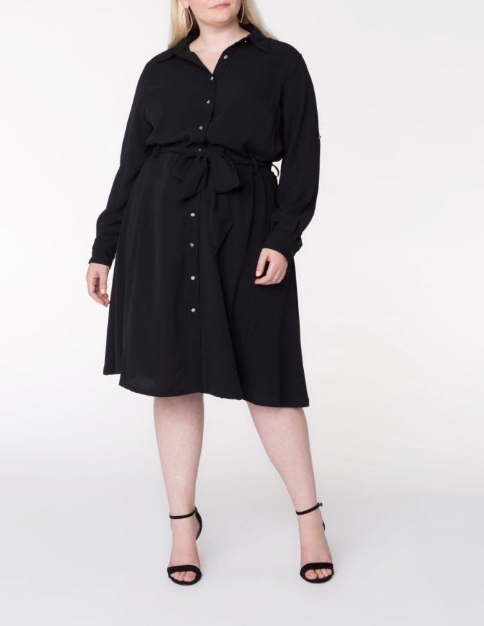 4616d6fda72d 10 robes noires grande taille parfaites pour l automne-hiver 2018 2019