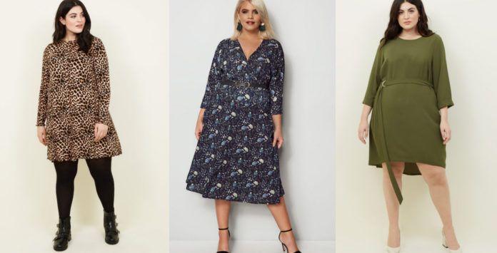 bd1967163fd 10 robes grande taille à manches longues pour être stylée cet hiver