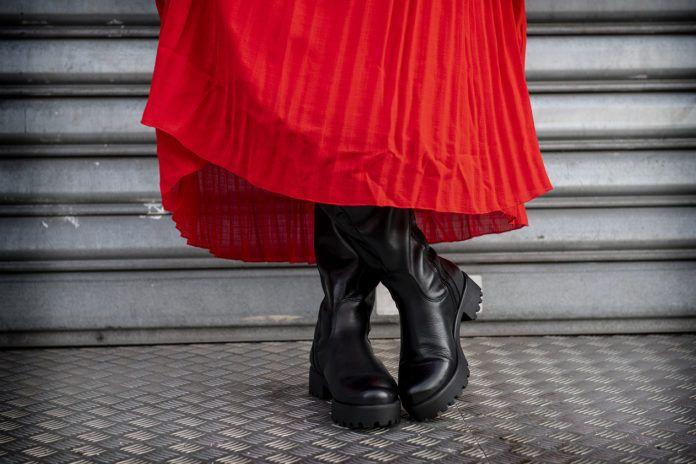 la moitié 1183c f13d4 Je veux des bottes mollets larges stylées pour l'hiver 2018