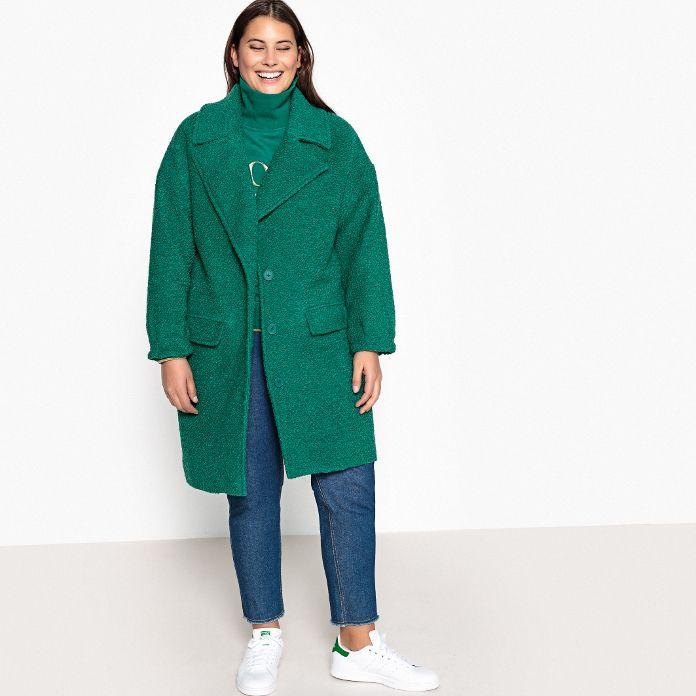10 manteaux grande taille canons pour passer l'hiver au chaud