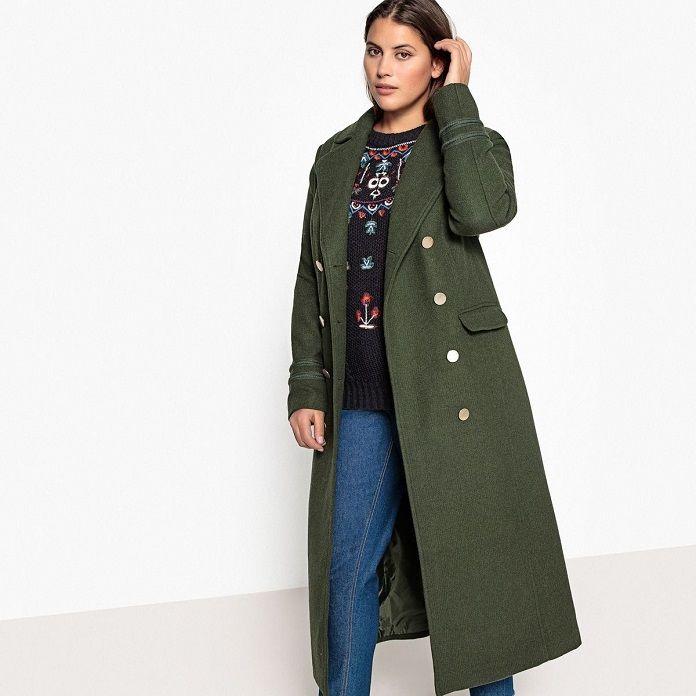Manteau long grande taille : 10 modèles parfaits