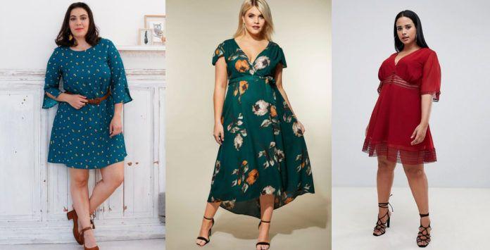 cdca5ae57d8d Bientôt les soldes robe grande taille hiver 2019   les 10 modèles qui vont  vous faire craquer