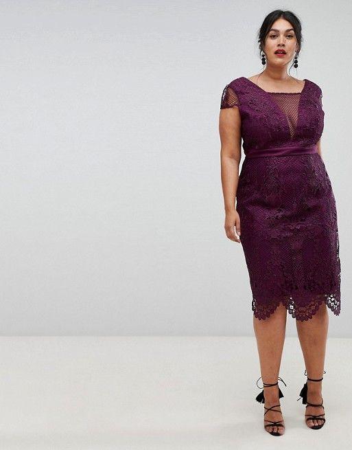 c8f6d8c8492d Brillez en robe de soirée grande taille Chi Chi London