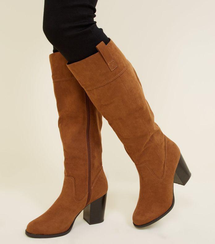 Succombez aux bottes et cuissardes grande taille
