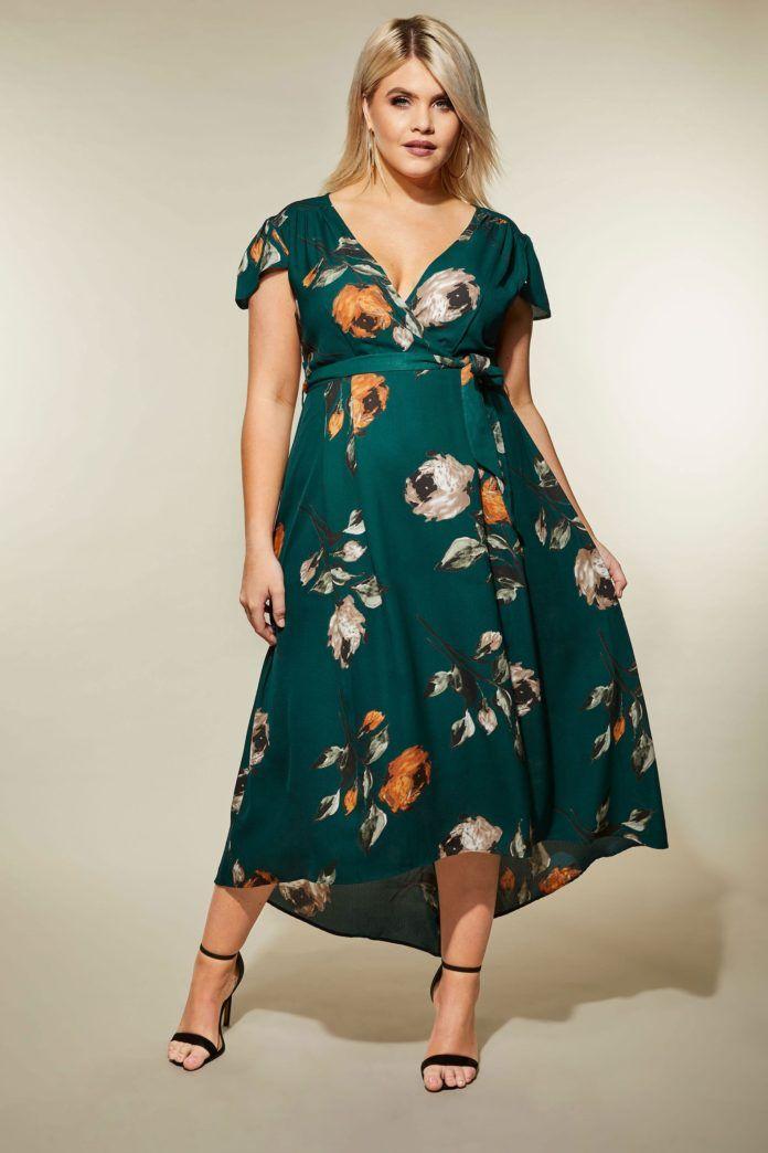 7a6f5a3331c Bientôt les soldes robe grande taille hiver 2019   les 10 modèles ...
