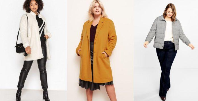 soldes manteaux grande taille 2019 10 mod les surveiller de pr s. Black Bedroom Furniture Sets. Home Design Ideas
