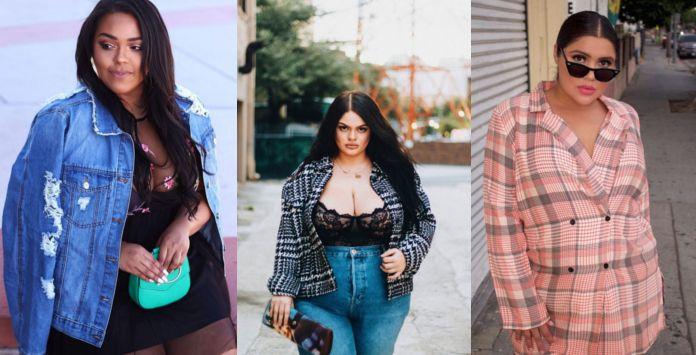 26121dc0276 Mode femme ronde en 2019