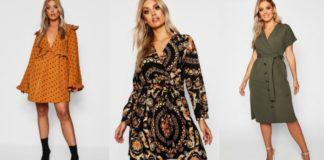 8 robes grande taille sexy à shopper chez Boohoo Plus 2ab545b8058