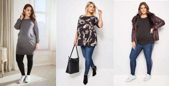 Look De Femme Ronde Enceinte 10 Idees Pour L Hiver 2019