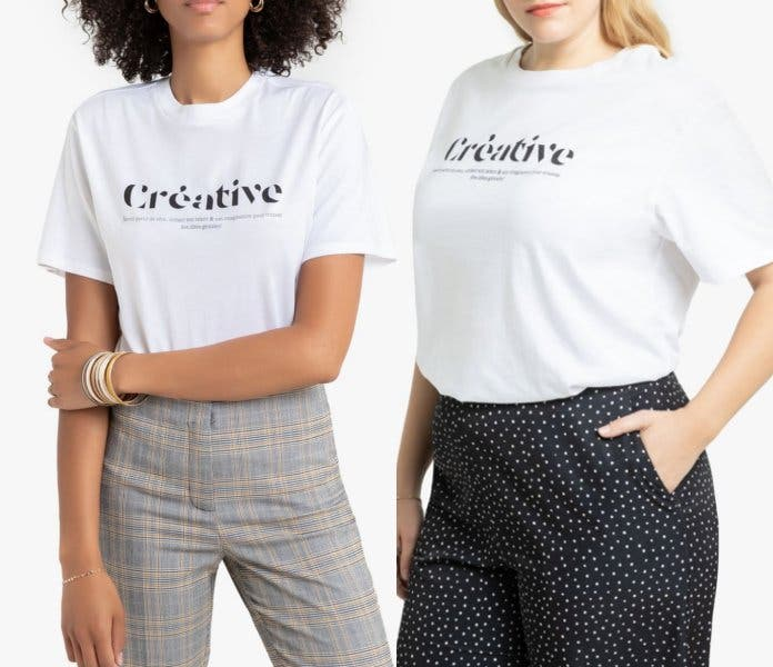 La Redoute Collections propose maintenant la même mode du 34