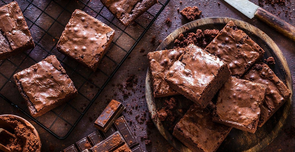 On vous donne la véritable recette du brownie à l'américaine
