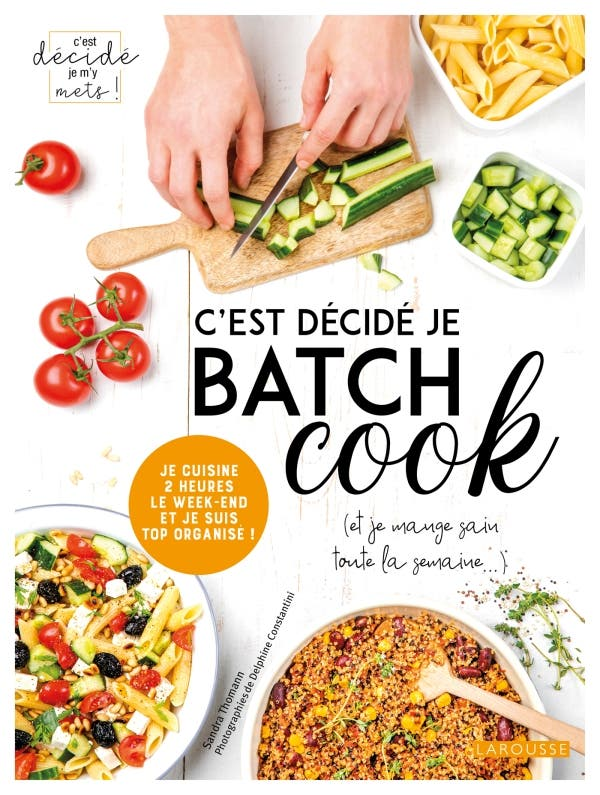 9782035973962 001 T - 10 cookbooks to make your life easier and for all budgets